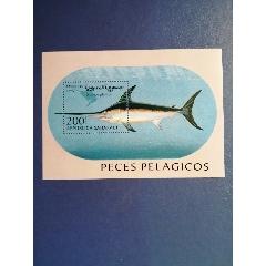 撒哈拉郵票1997年魚類小型張(無郵戳新票)(se77374709)_7788舊貨商城__七七八八商品交易平臺(7788.com)