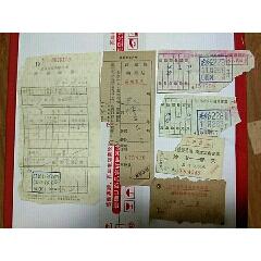 各種船票(6張)(se77375974)_7788舊貨商城__七七八八商品交易平臺(7788.com)