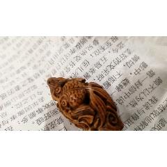 橄欖核雕,金魚(se77393943)_7788舊貨商城__七七八八商品交易平臺(7788.com)