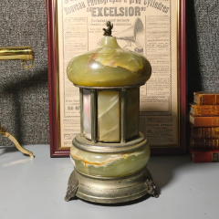 1920年代西洋古董瑞士Reuge御爵大理石八音盒鍍銀音樂雪茄盒擺件(se77402976)_7788舊貨商城__七七八八商品交易平臺(7788.com)