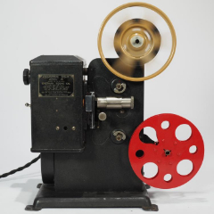 美國古董30年代柯達KODAK20型8毫米8mm老式無聲電影機放映機(se77403067)_7788舊貨商城__七七八八商品交易平臺(7788.com)