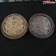清代茶簍2個皮殼好f(se77410072)_7788舊貨商城__七七八八商品交易平臺(7788.com)