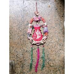 造型優美的清代人物花瓶掛件(se77412921)_7788舊貨商城__七七八八商品交易平臺(7788.com)