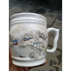 手繪雪景紋茶杯(se77416022)_7788舊貨商城__七七八八商品交易平臺(7788.com)