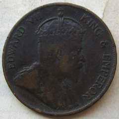 1905年英屬香港硬幣大一仙(se77417827)_7788舊貨商城__七七八八商品交易平臺(7788.com)
