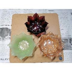 八十年代蘭花瓣造型老料玻璃煙灰缸三個(se77418235)_7788舊貨商城__七七八八商品交易平臺(7788.com)
