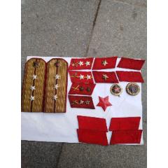 55式肩章領章帽徽(se77420014)_7788舊貨商城__七七八八商品交易平臺(7788.com)