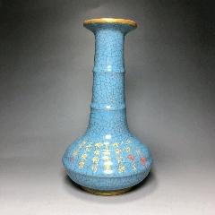 鄉下收到老瓷花瓶,保存完好尺寸:長12厘米,寬12厘米,高22.5厘米,重63(se77420122)_7788舊貨商城__七七八八商品交易平臺(7788.com)