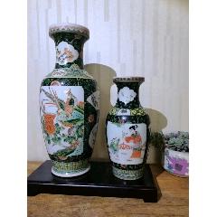 民國粉彩花瓶(se77422846)_7788舊貨商城__七七八八商品交易平臺(7788.com)