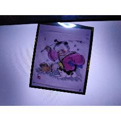 彩色正片,畫家李春作品,6.5厘米-7.5厘米(se77423000)_7788舊貨商城__七七八八商品交易平臺(7788.com)
