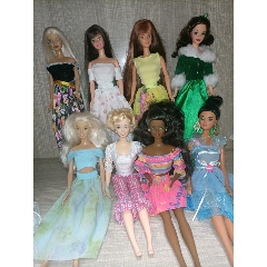 美泰barbie(se77423538)_7788舊貨商城__七七八八商品交易平臺(7788.com)