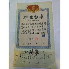1965年有毛主席頭像~山西省大同市畢業證書(se77432033)_7788舊貨商城__七七八八商品交易平臺(7788.com)