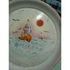 東方紅搪瓷盤子(se77436221)_7788舊貨商城__七七八八商品交易平臺(7788.com)