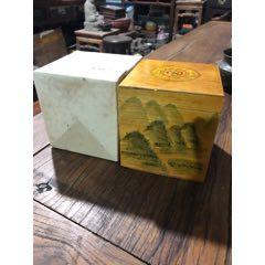 早斯未使用過的木質茶葉罐2個,一個包裝紙也未開封(au25486267)_7788舊貨商城__七七八八商品交易平臺(7788.com)