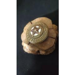 上世紀50年代朝鮮老式銅質帽徽。第3組58號(se77441125)_7788舊貨商城__七七八八商品交易平臺(7788.com)