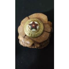 上世紀50年代朝鮮老式銅質帽徽。第8組63號(se77441229)_7788舊貨商城__七七八八商品交易平臺(7788.com)