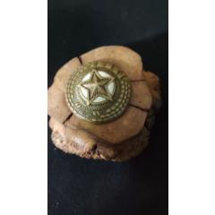 上世紀50年代朝鮮老式銅質帽徽。第12組67號(se77441349)_7788舊貨商城__七七八八商品交易平臺(7788.com)