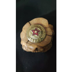 上世紀50年代朝鮮老式銅質帽徽。第14組69號(se77441402)_7788舊貨商城__七七八八商品交易平臺(7788.com)