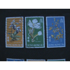 香港1977年S15香港蘭花郵票信銷3全(se77442160)_7788舊貨商城__七七八八商品交易平臺(7788.com)