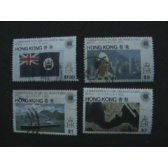 香港1983年C44聯邦日紀念郵票信銷一套4全(se77442148)_7788舊貨商城__七七八八商品交易平臺(7788.com)