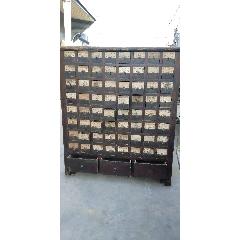 清代大藥房用大號藥柜,全品無修銅件齊全,入手可用品象如圖。(se77442969)_7788舊貨商城__七七八八商品交易平臺(7788.com)