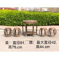 圓桌凳一套(se77443756)_7788舊貨商城__七七八八商品交易平臺(7788.com)