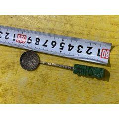 外國銀勺上面綠色石頭(se77445950)_7788舊貨商城__七七八八商品交易平臺(7788.com)