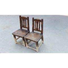 小椅子一對,榆木,包漿溫潤,完整牢固。尺寸:37/33/面高32總高67cm。(se77450912)_7788舊貨商城__七七八八商品交易平臺(7788.com)