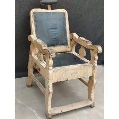 民俗精品,老理發椅子。正常使用,木質很好,特別重,全品包老。(se77453196)_7788舊貨商城__七七八八商品交易平臺(7788.com)
