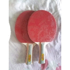 紅雙喜乒乓球拍一對(se77503837)_7788舊貨商城__七七八八商品交易平臺(7788.com)