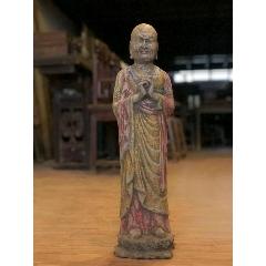 明代青石佛像,全品(se77566503)_7788舊貨商城__七七八八商品交易平臺(7788.com)