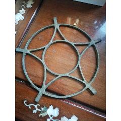 黄铜铜炉架直径看图二箱E-¥36 元_旧铜器_7788网