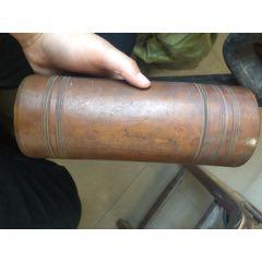 楠木茶叶桶-¥150 元_茶叶罐/盒_7788网