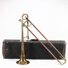 國產老物件銅管樂長號樂器純擺設音樂餐廳民俗裝飾軟裝擺件老物(se77670860)_7788舊貨商城__七七八八商品交易平臺(7788.com)