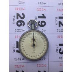 非常少見上海鉆石牌3秒機械秒表(se77671060)_7788舊貨商城__七七八八商品交易平臺(7788.com)