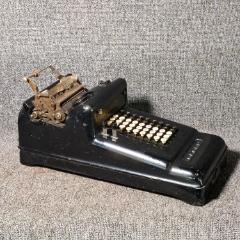 1910-20s西洋古董巴勒斯Burroughs加法計算小票打印計算器打字機(se77707764)_7788舊貨商城__七七八八商品交易平臺(7788.com)