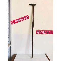 紅木鑲銀文明杖拐杖(se77795735)_7788舊貨商城__七七八八商品交易平臺(7788.com)