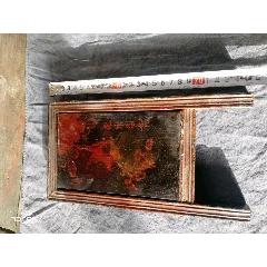 彩繪花鳥折鏡木(se77800507)_7788舊貨商城__七七八八商品交易平臺(7788.com)