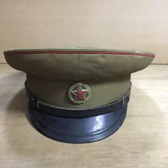 舊軍帽(1957年)(se77819259)_7788舊貨商城__七七八八商品交易平臺(7788.com)