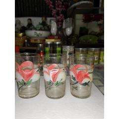 一組老玻璃杯(se77834686)_7788舊貨商城__七七八八商品交易平臺(7788.com)