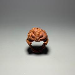 文玩核雕扳指戒指-核雕把玩金蟾招財(se77854995)_7788舊貨商城__七七八八商品交易平臺(7788.com)