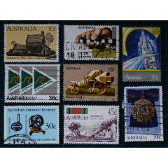 澳大利亞郵票-----混合郵票一組8(信銷票)(se77906455)_7788舊貨商城__七七八八商品交易平臺(7788.com)