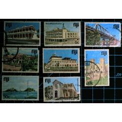 斐濟郵票----建筑(信銷票)(se77930118)_7788舊貨商城__七七八八商品交易平臺(7788.com)