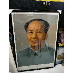毛主席宣傳畫,68年的(se77991901)_7788舊貨商城__七七八八商品交易平臺(7788.com)