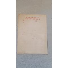 80年代空白信紙11張合售-保定地區糖煙酒公司.保定地區飲食服務公司,16開張((se78031886)_7788舊貨商城__七七八八商品交易平臺(7788.com)