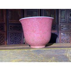 民國(胭脂紫扎道茶杯)茶杯(se78038094)_7788舊貨商城__七七八八商品交易平臺(7788.com)