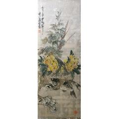 花卉,魚(真跡)(se78041101)_7788舊貨商城__七七八八商品交易平臺(7788.com)