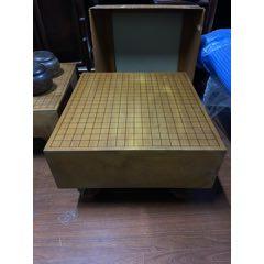 帶原盒的榧子木圍棋盤(se78044659)_7788舊貨商城__七七八八商品交易平臺(7788.com)