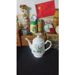 上世紀70-80年代松鶴延年造型茶壺瓷壺民俗懷舊老物品。(se78078711)_7788舊貨商城__七七八八商品交易平臺(7788.com)