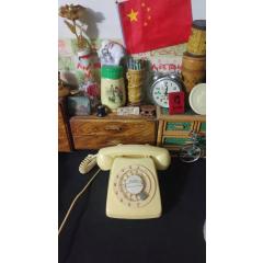 上世紀80-90年代中國上海牌老式撥盤電話臺式老電話機民俗老物品滑盤順滑。(se78079154)_7788舊貨商城__七七八八商品交易平臺(7788.com)